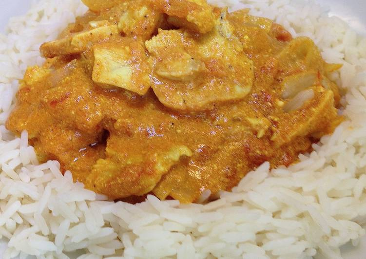 Things You Can Do To Chicken Curry and Rice