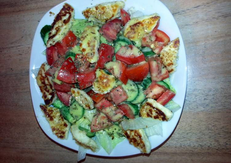 Step-by-Step Guide to Make Speedy Summer Salad