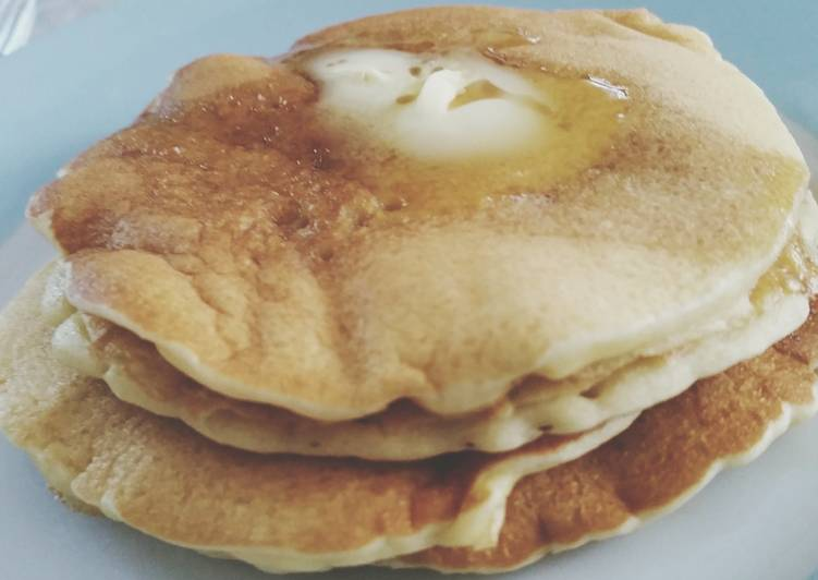 Recipe of Perfect Easy pancake recipe