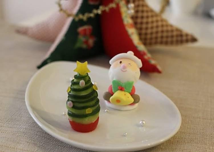 How to Prepare Tasty Christmas Potato Christmas Tree
