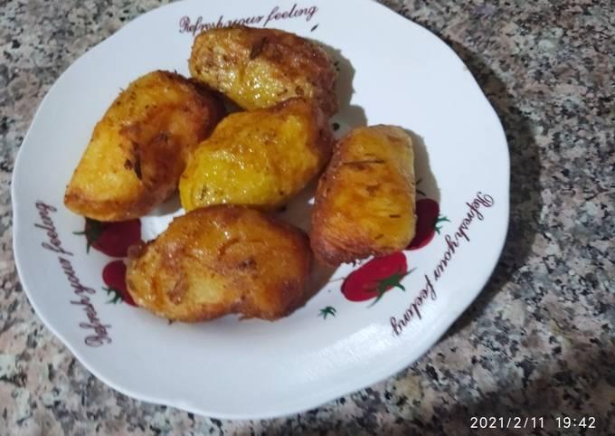 Pomme de terre grillée
