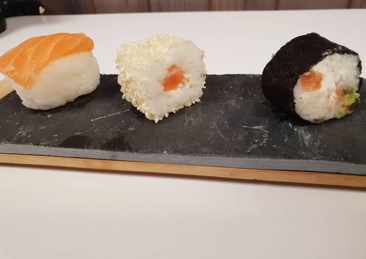 Sushi/maki/California