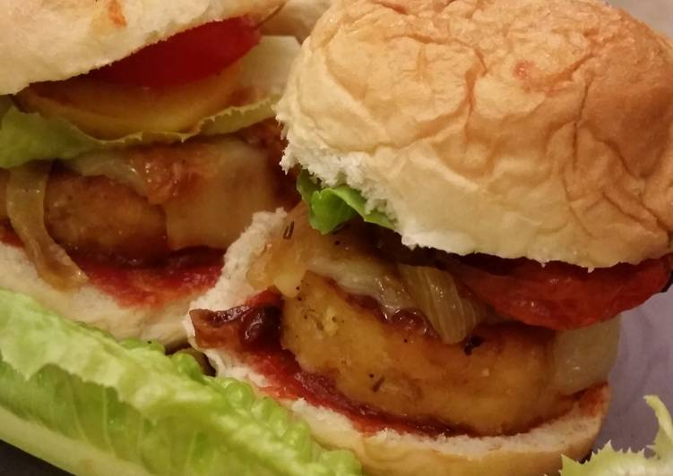 Easy Recipe: Tasty Healthy chicken burger sliders