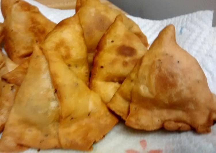Samosa- Punjabi style