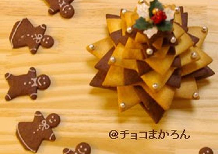 Recipe: Perfect Crispy Cookies for Christmas