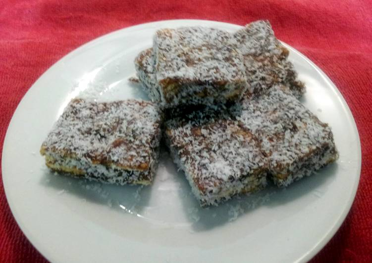 mom's date squares