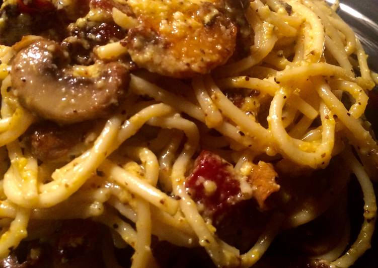 How to Make Delicious Carbonara