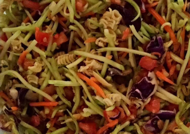Another broccoli slaw salad