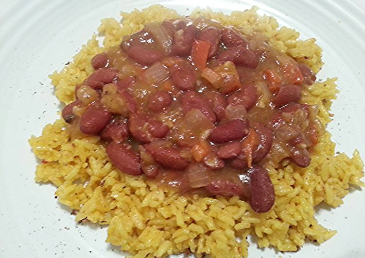 Gourmet Stewed Red Beans & Rice