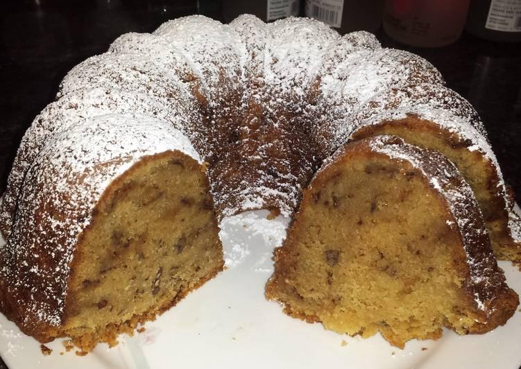 Easiest Way to Make Favorite Brown Sugar Pound Cake