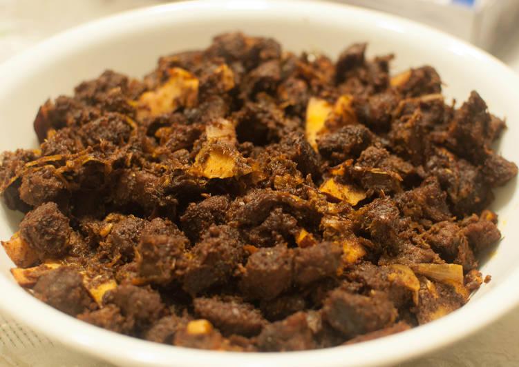 Simple Way to Make Super Quick Homemade Kerala Style Beef Ularthiyathu