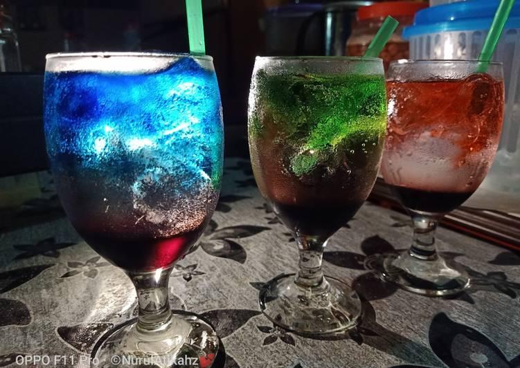Soda Island 😋🍹 #KCHUP - resepipouler.com