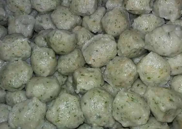 Pempek Sayur Eggless No MSG Lembut Tetap Kenyal #SeafoodFestival
