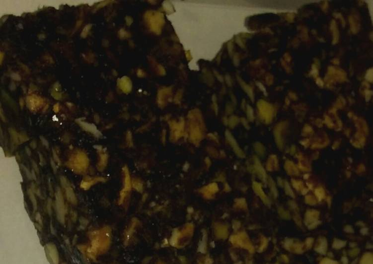 Foods That Make You Happy Dates dry fruits mithai (without sugar)