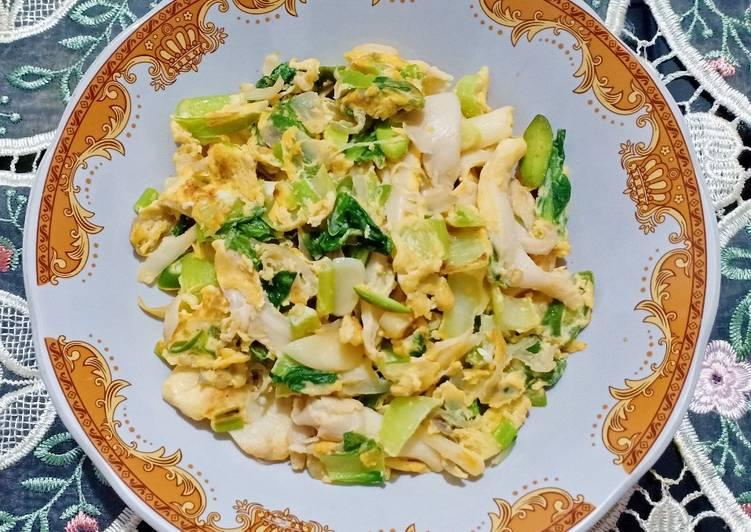 Resep Omelette Sayuran Yang Mudah Sedap