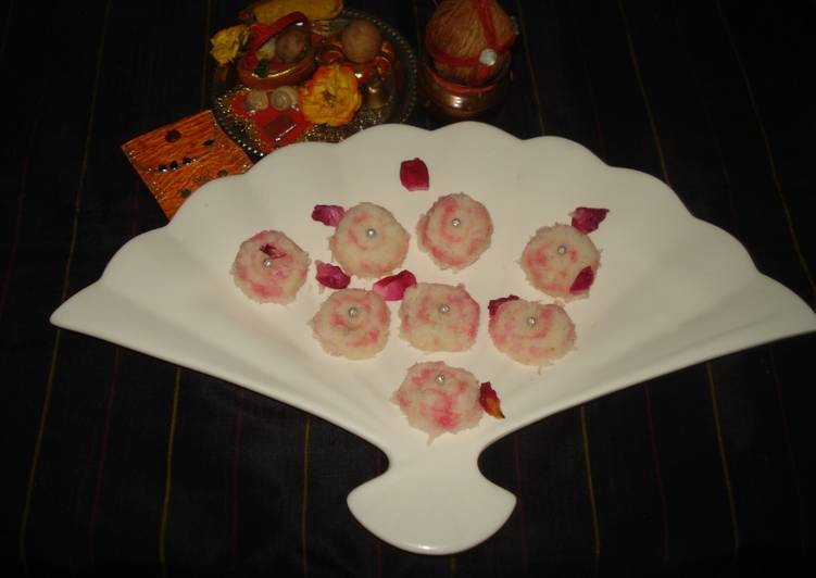 The Foods You Choose To Feed On Will Effect Your Health Nariyal –gulab peda #dussehra
