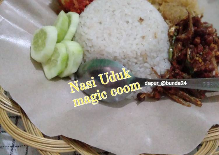 Nasi uduk magic coom