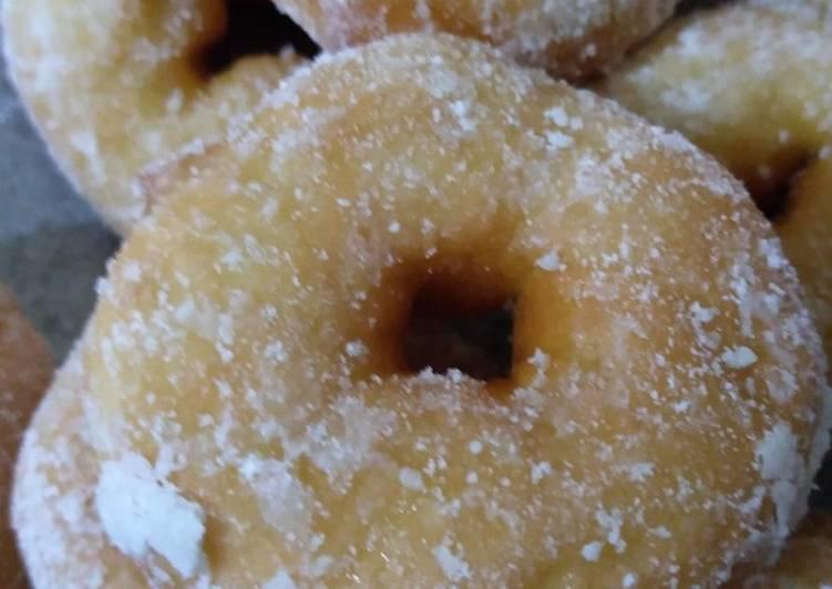 Resep Donat Gula Karamel Oleh Tita Wulandari Cookpad