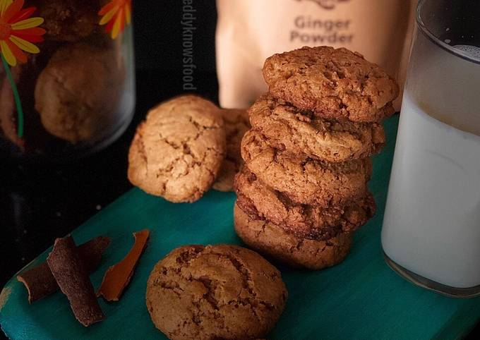 How to Prepare Yummy Vegan Gingerbread Cookies-delicious & guilt-free