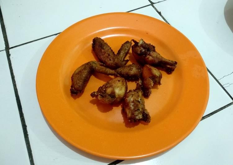 Ayam Goreng Bumbu Racik