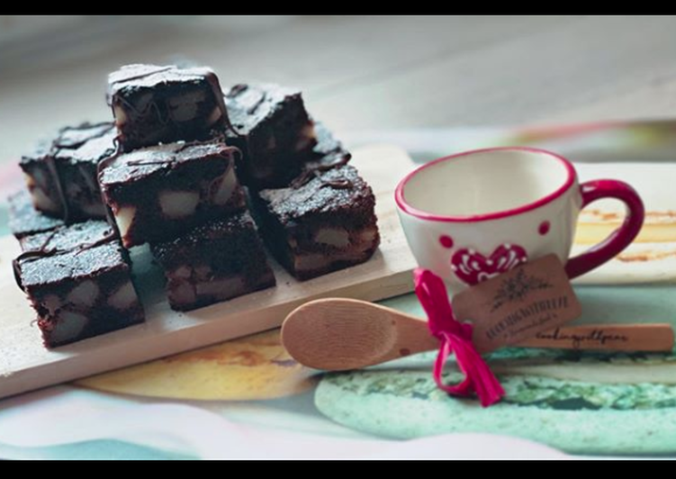 Ricetta Torta Budino Pere e Cioccolato