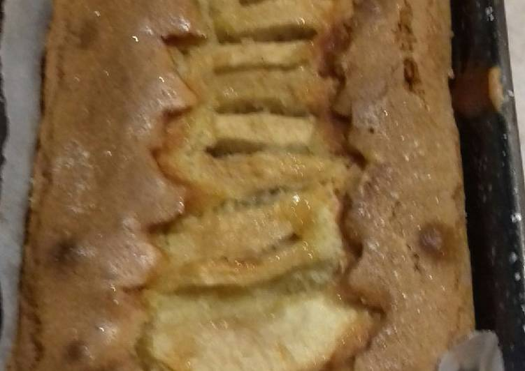 Cake au pomme