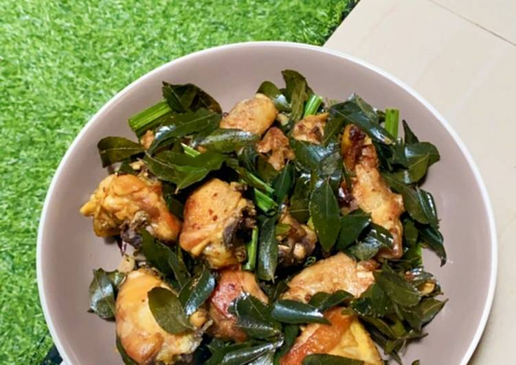Ayam Tangkap Aceh