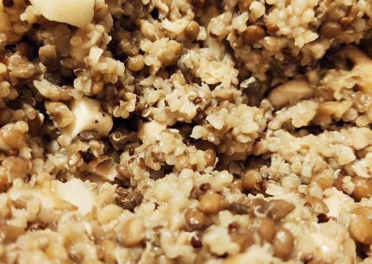 * Salade de Quinoa