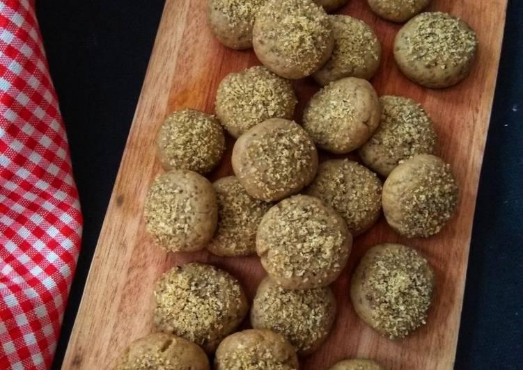 Cookies Moka Kelapa