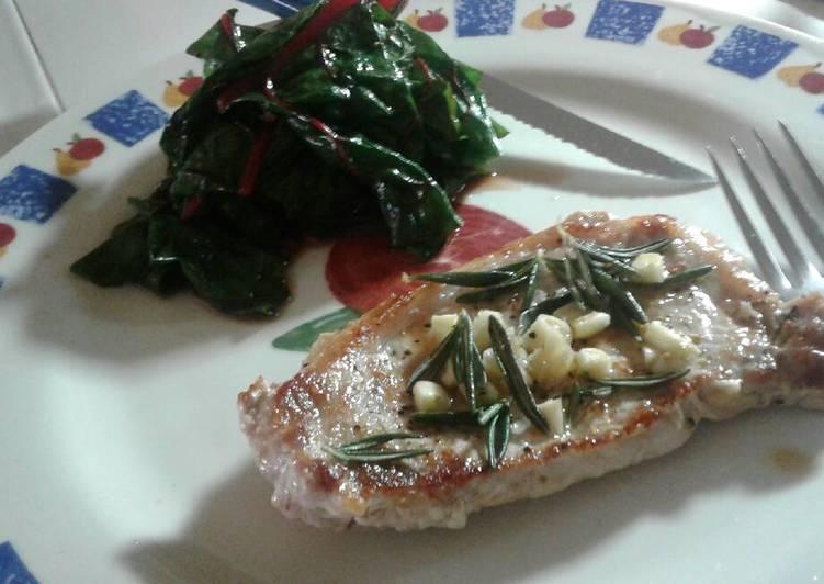 Recipe of Super Quick Homemade Pork Chops