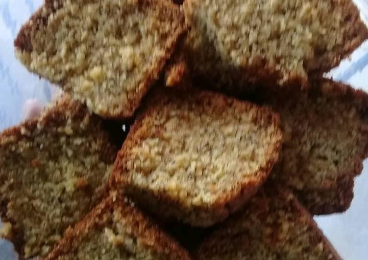 Recipe of Perfect Banana bread