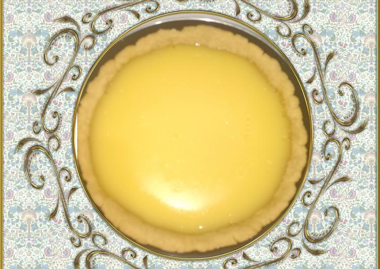 Pie Sute😉 (pie susu teflon)