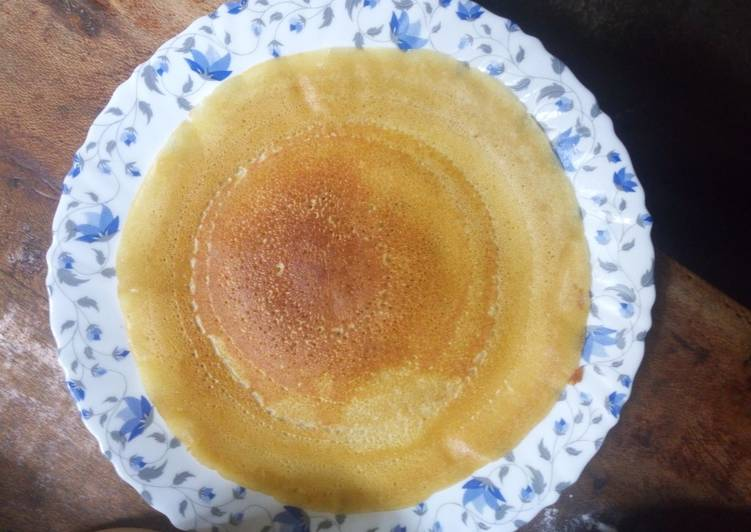 Easiest Way to Make Appetizing Crepes pancakes
