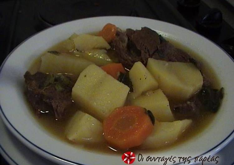 Recipe of Most Popular Beef soup