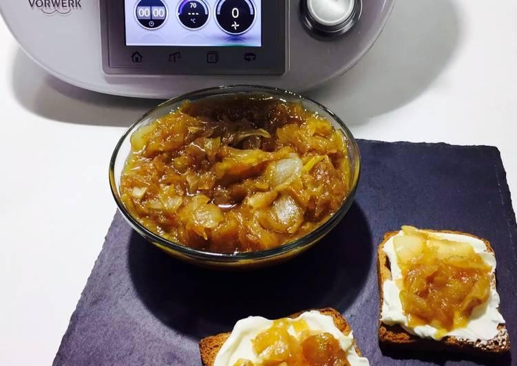 Recetas de cebolla caramelizada