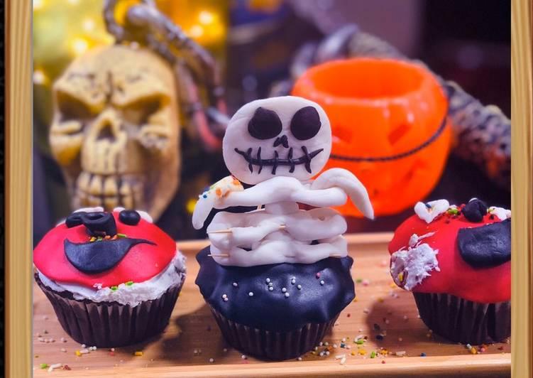Halloween Cupcakes 🧁
