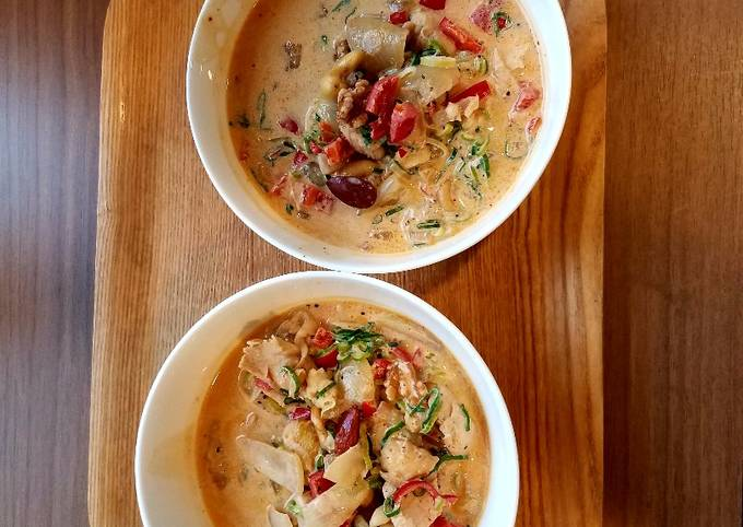 Steps to Make Ultimate Low Carb Tokyo Coconut Chicken