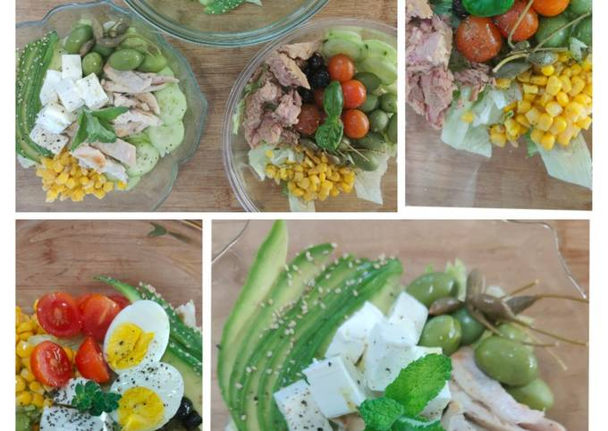 How to Make Delicious Insalate estive poke-bowl