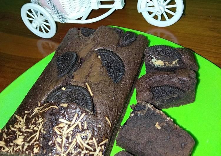 Brownies panggang 🍫