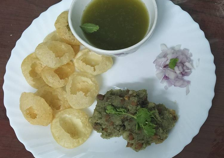 Pani for Pani puri (Golgappa)