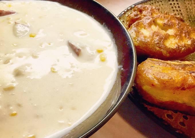 How to Prepare Delicious Creamy Corn Chowder