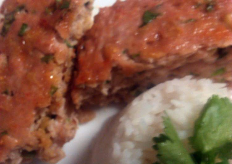 Recipe: Tasty Thai Meatloaf