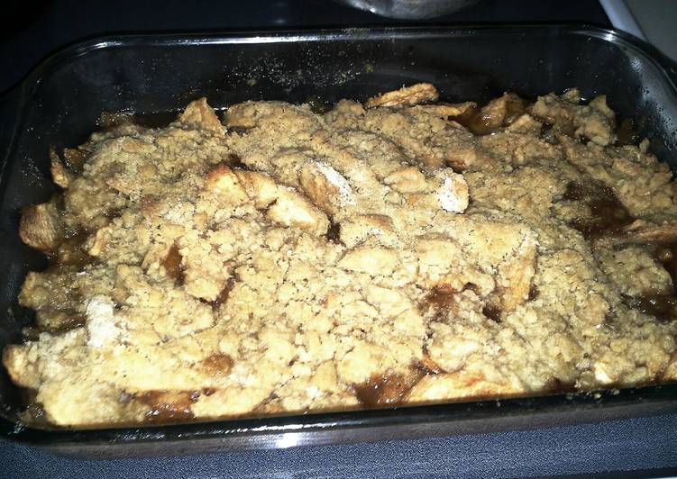 Recipe of Award-winning Apple Crisp