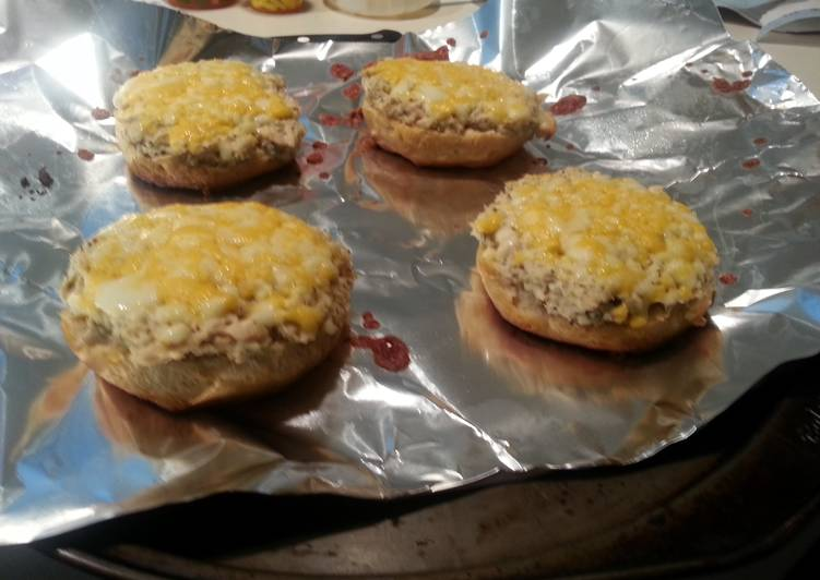 Tuna biscuits