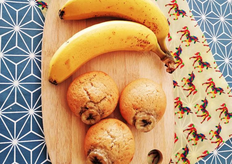 Muffin banane