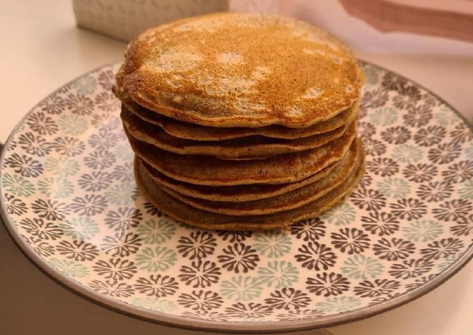 Pancakes léger