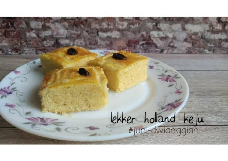 Lekker Holland keju (PR_LekkerHolland)