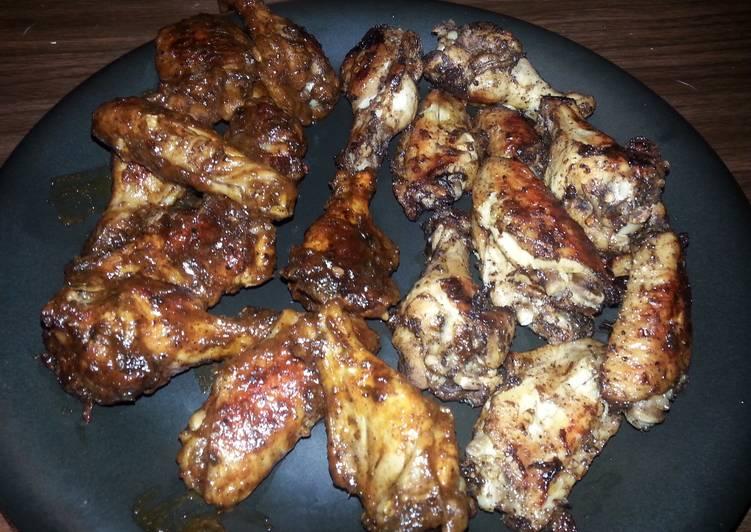 Permalink to Recipe: Appetizing jerk chicken wings