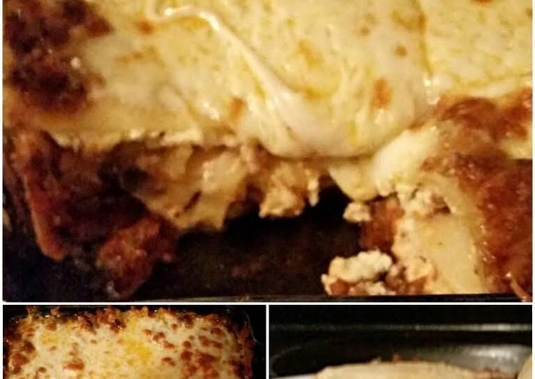Tinklee's Amazing Lasagna