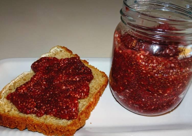 Crufiture aux fraises (vegan)